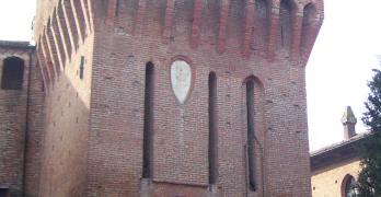 Ingresso del Castello Belgioioso