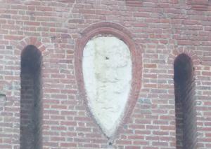 Castello - stemma visconteo