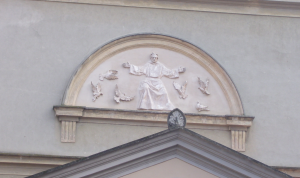 Chiesa Parrocchiale - scultura