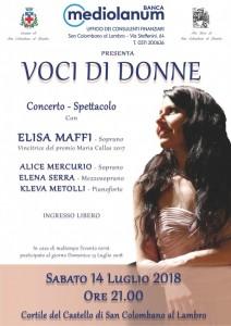 Locandina Elisa Maffi