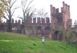 Parco del Castello - le Mura