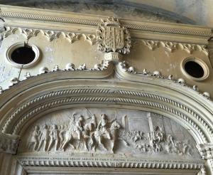Galleria d'Armi - ingresso