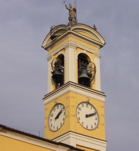Chiesa Parrocchiale - il Campanile