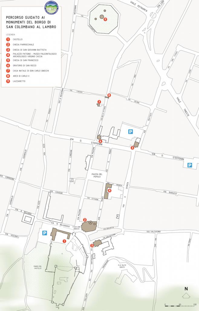 La Mappa del Borgo