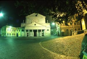 Chiesa parrocchiale - San Colombano Abate